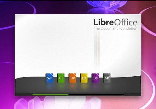 LibreOffice 3.5.5, más estabilidad LibreOffice-3-5-5
