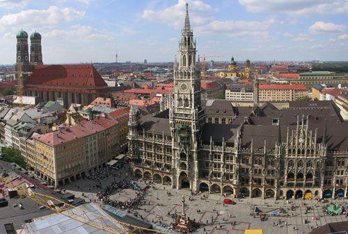 Foro de GNU/Linux - portal del foro Munich