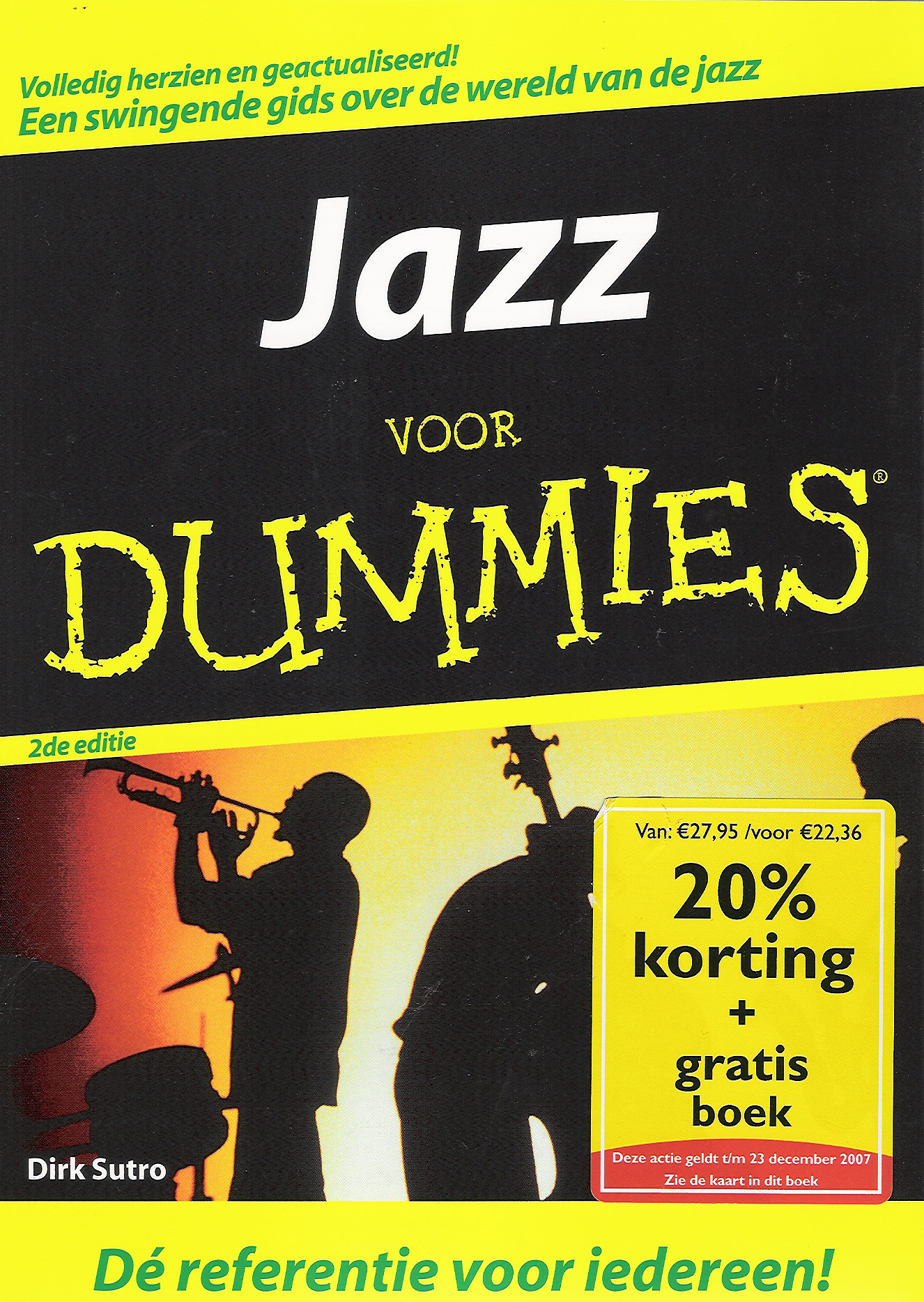 Vamos falar de Jazz! - Página 2 JazzVoorDummies