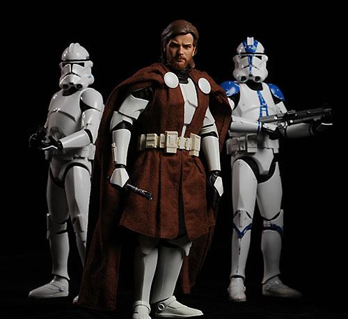 Obi-Wan Kenobi: General – Clone Wars 12-inch Figure - Page 2 Review_12cloneobi_9