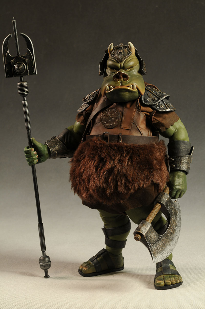 The Gamorrean Guard 12-inch Figure – Return of the Jedi Review_gguard_1