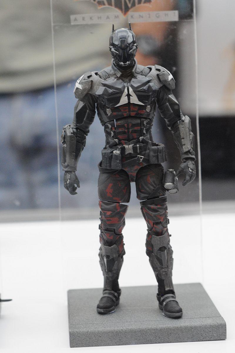 [DC Collectibles] Batman Arkham Knight - Batman, Harley, Arkham Knight e Scarecrow Sdcc2014_dcd_figures_10