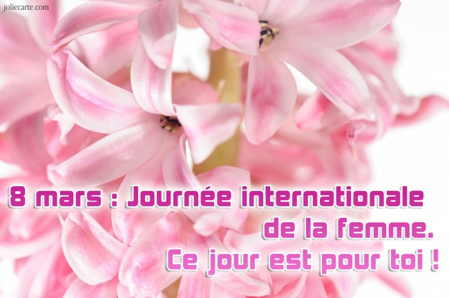 8 Mars : Journée Internationale de la FEMME \o/ Journee-femme