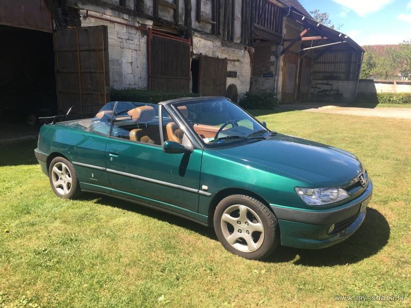 """[ FOTOS ] Fase 3 - 2000 - """"Suisse"""" verde Iseo - El cabrio de Grosbonn Medium-15887-8ca45i-elpo"""