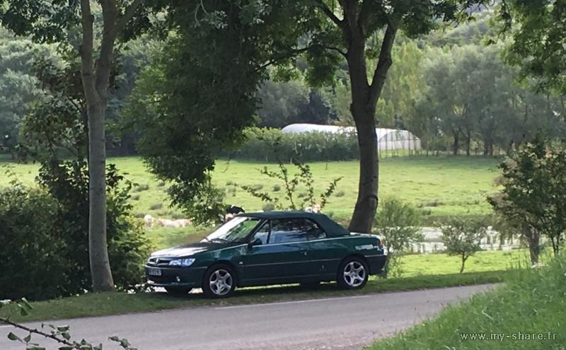 """[ FOTOS ] Fase 3 - 2000 - """"Suisse"""" verde Iseo - El cabrio de Grosbonn Medium-16194-8ca45i-dyed"""