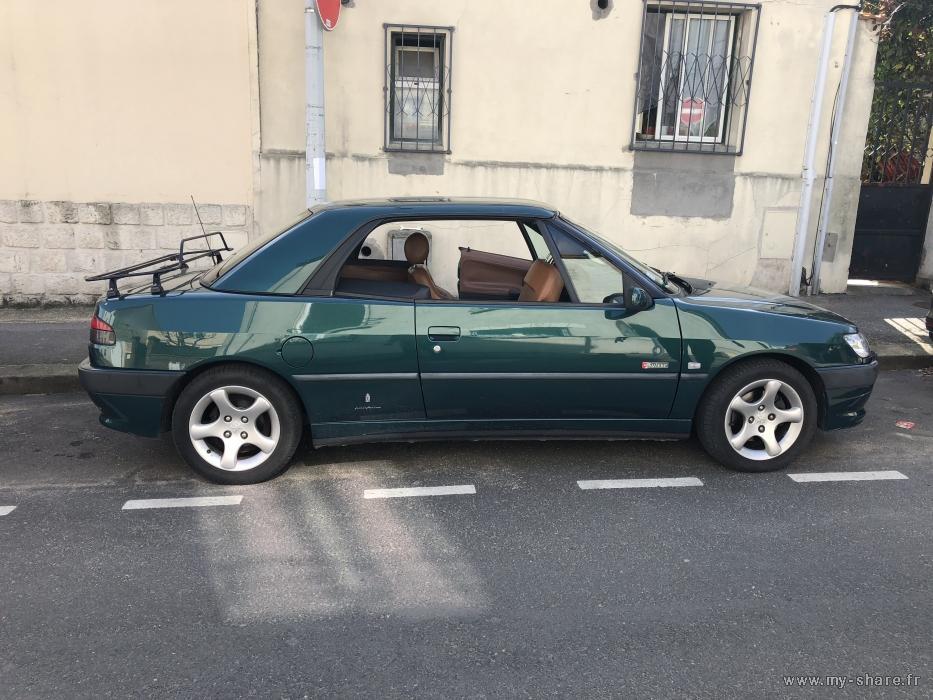 """[ FOTOS ] Fase 3 - 2000 - """"Suisse"""" verde Iseo - El cabrio de Grosbonn Medium-19574-8ca45i-xc8a"""