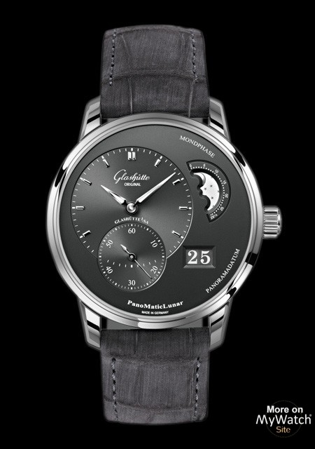 Omega / Zenith / JLC... who's next ? Besoin de conseils pour ma collection. Panomaticlunar