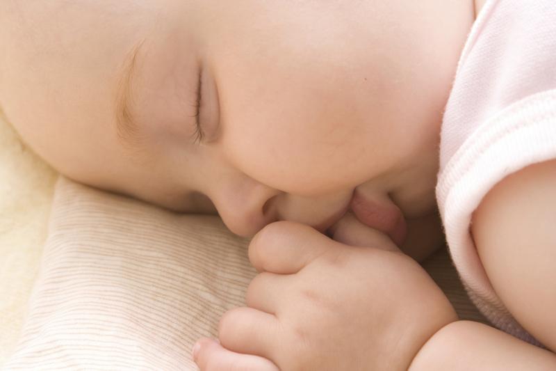 Pusti me da  spavam... Baby-sleep