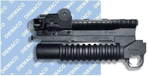 DIEMACO C7 / C8 (Colt Canada) 111839_204071341_Diemaco%20C7M203A1%20(Grenade%20Launcher%2040mm)
