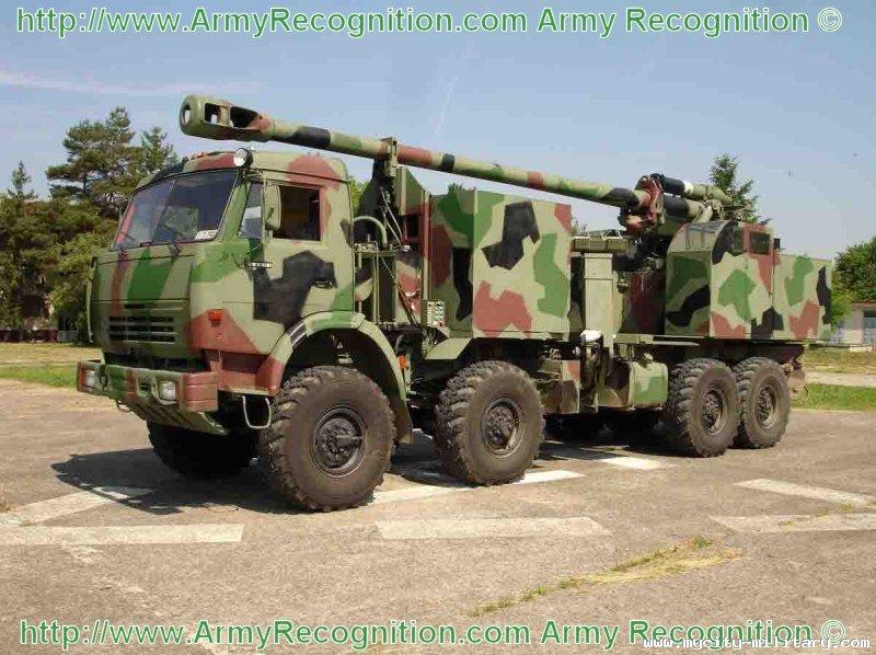 """Nora"" izvozni adut srpske vojne industrije 121474_59828819_nora-b52_self-propelled_truck_howitzer_Yugoimport_Serbia_DSA_2008_Defence_Services_Asia_002"