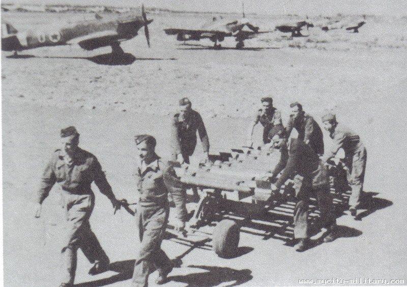 Stvaranje i razvoj vazduhoplovstva NOVJ (1942 - 1945) 18848_47280273_n7