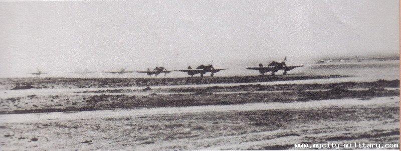 Stvaranje i razvoj vazduhoplovstva NOVJ (1942 - 1945) 18848_47280273_n9