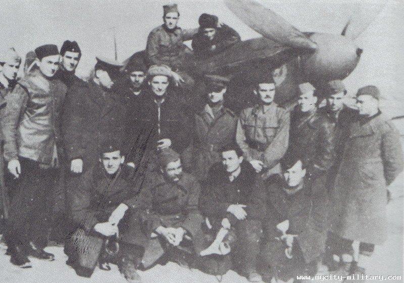 Stvaranje i razvoj vazduhoplovstva NOVJ (1942 - 1945) 18848_55876763_n13%202