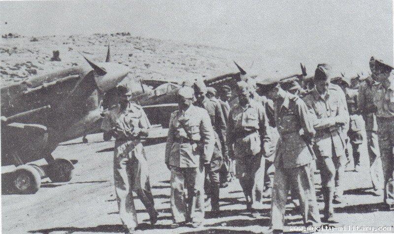 Stvaranje i razvoj vazduhoplovstva NOVJ (1942 - 1945) 18848_76830262_n5
