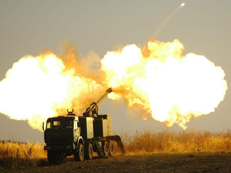 """""""Nora"""" izvozni adut srpske vojne industrije 122702_53286021_Ispitivanje-orudja-155mm"""