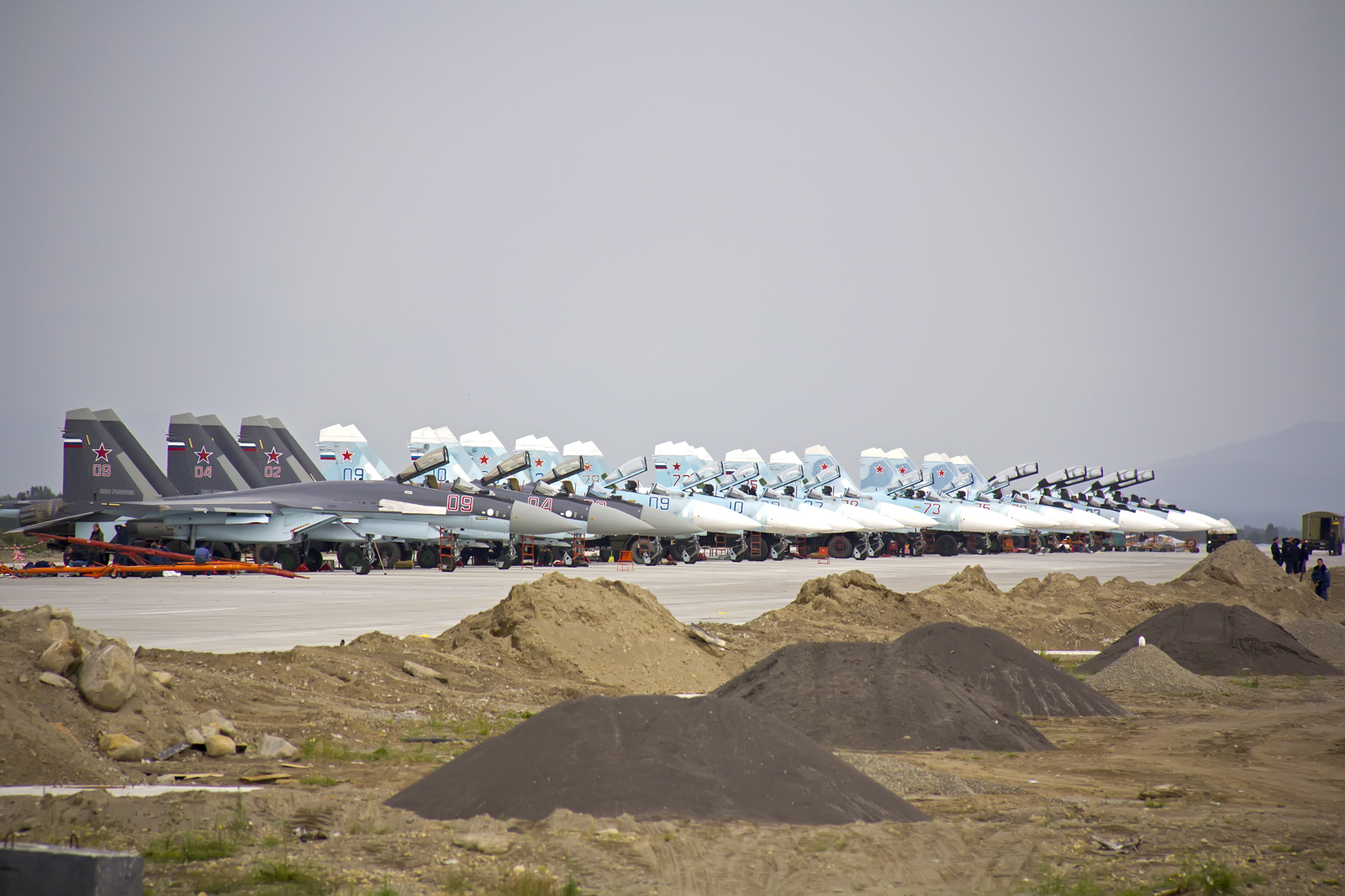 VVS Russian Air Force: News #1 - Page 35 143473_93989596_IMG_2300