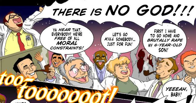 Vergonzoso - Página 3 No-god