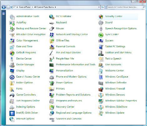 07/09/2008_Microsoft Windows 7 (Seven) - O mais esperado subtituto do vista! 7controlpfull