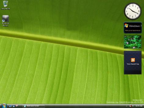 07/09/2008_Microsoft Windows 7 (Seven) - O mais esperado subtituto do vista! 7desktop
