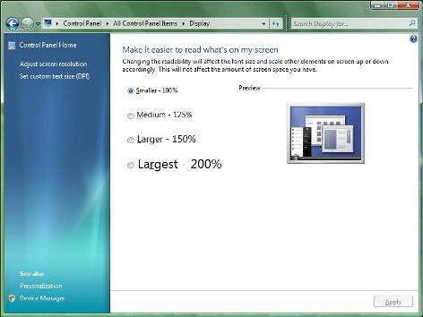 07/09/2008_Microsoft Windows 7 (Seven) - O mais esperado subtituto do vista! 7display
