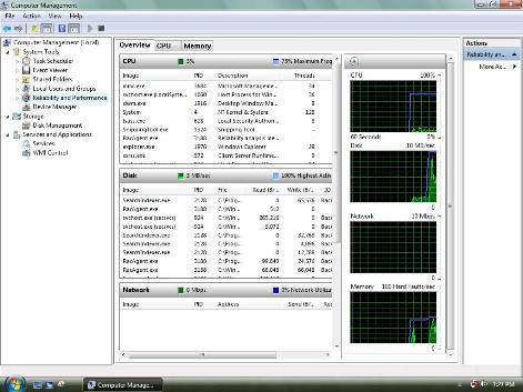 07/09/2008_Microsoft Windows 7 (Seven) - O mais esperado subtituto do vista! 7performance