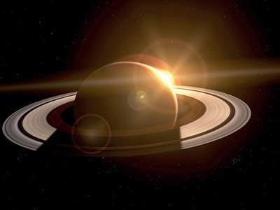Saturn Set for Amazing Close Encounter with Earth Saturn