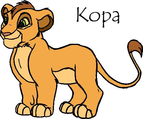 Personaje- Kopa - Página 3 KopaClipart