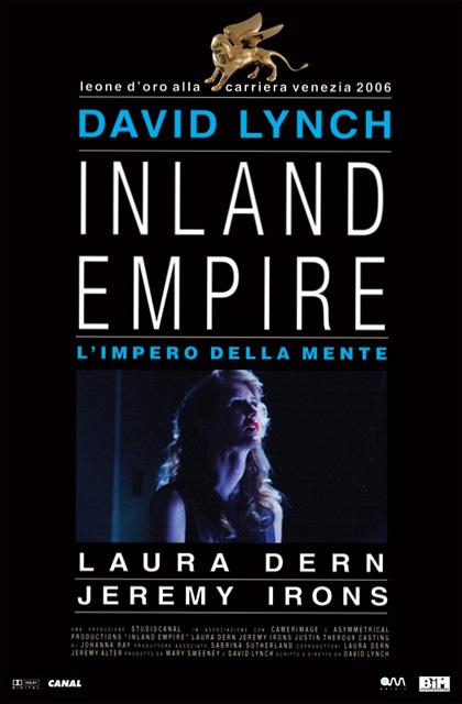 [CINECLUB #3] INLAND EMPIRE Locandina