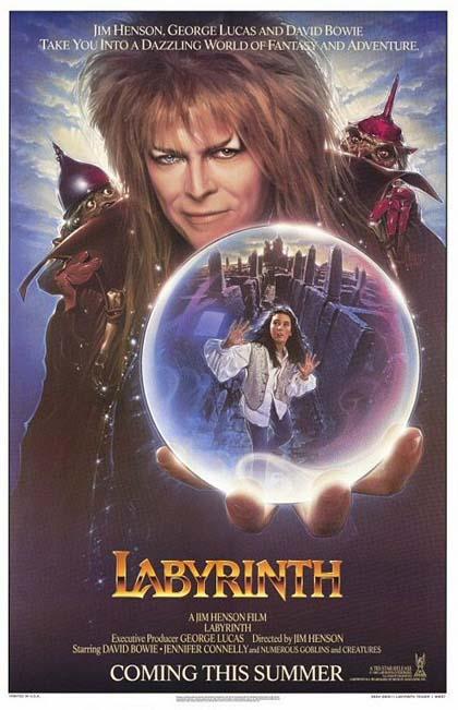 [film] Labyrinth - Dove tutto è possibile (di J. Henson) Locandinapg1