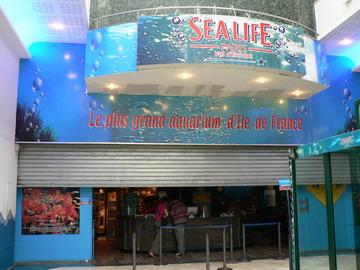 [Centre Commercial] Aquarium Sea Life Paris Val d'Europe (2001) Aquarium-sealife-01
