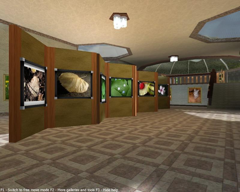 برنامج رائع لجعل صورك سحريه وكانك في معرض 3 d )يستخدمه استديوهات التصوير Art4