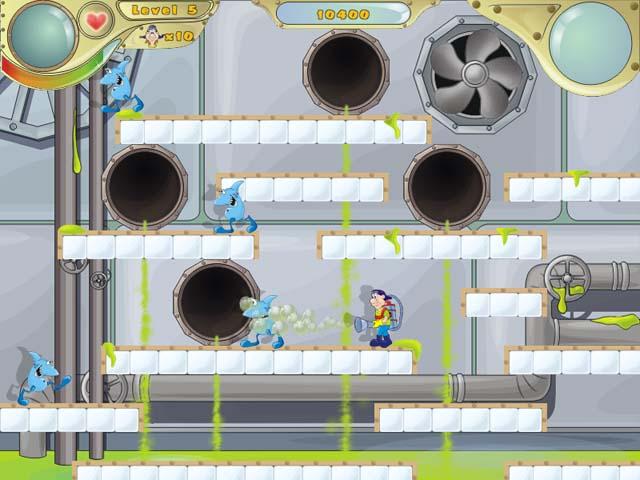 لعبة النظافة cleaner's scrape 118_screen_3_640x480