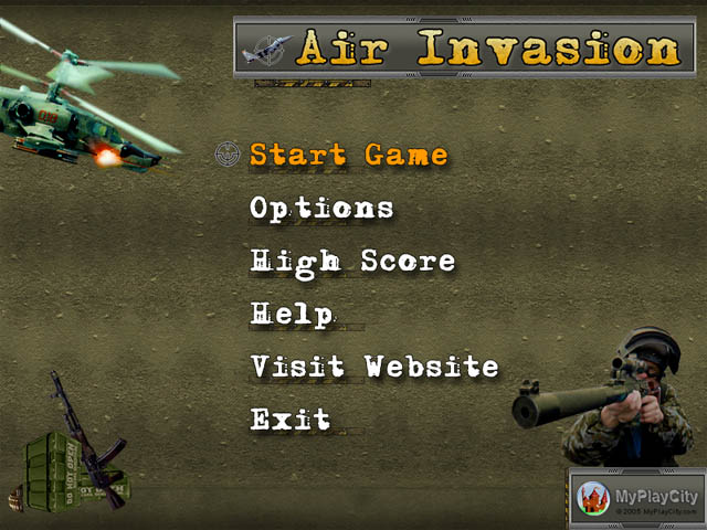 ~Action games~ Airinv01