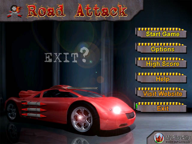 ~Action games~ Rattack01