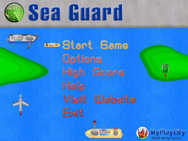 ~Action games~ Seag01