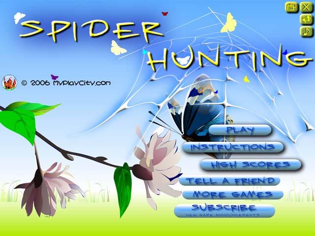 ~Action games~ Spiderhunt01
