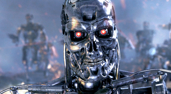 FUTURISTIC TALES Terminator