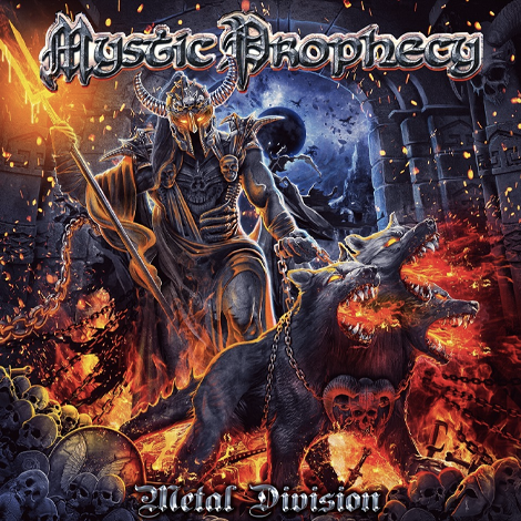 Mystic Prophecy - Metal Division Mp-metadvision