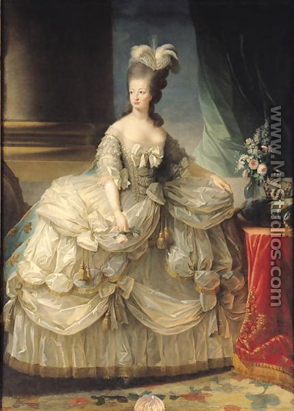 Signature d'Elisabeth Vigée Le Brun Size1