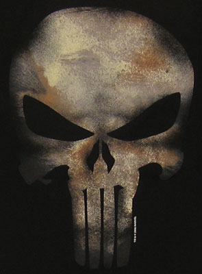 THE PUNISHER D_7221
