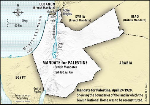 Negotiations with N. Korea a now complete failure 1920-mandate_for_palestine