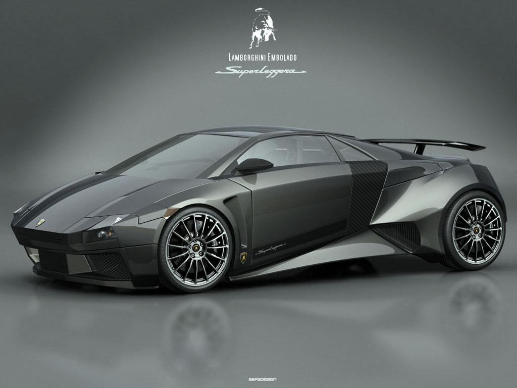 Favorite cars! Lamborghini-embolado-concept