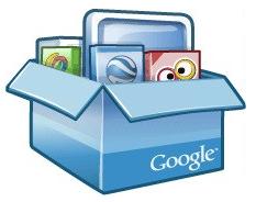 Google pack - pacote de softwares selecionados pelo Google  Pack
