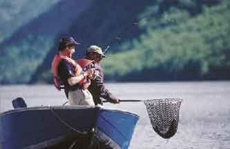 عالم البيئة 3 Fishing