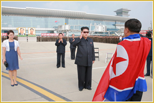 Corea del Norte campeon de la EAFF 3
