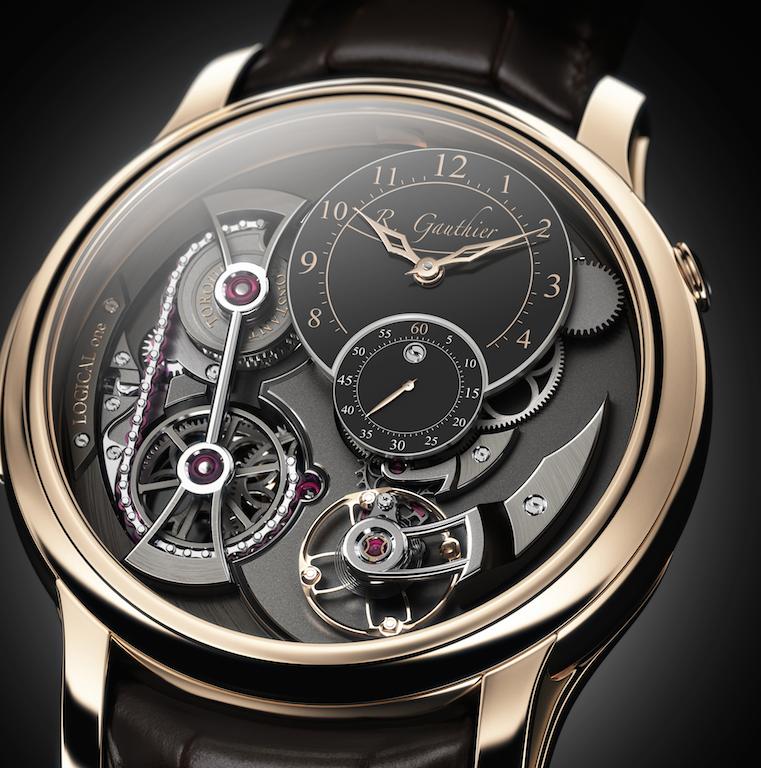 Les plus beaux calibres de montres mécaniques vintages et contemporains du monde ... - Page 4 Mvtchaine