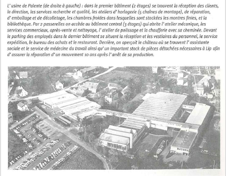 L'horlogerie et l'immobilier à Besançon - Page 2 Palente