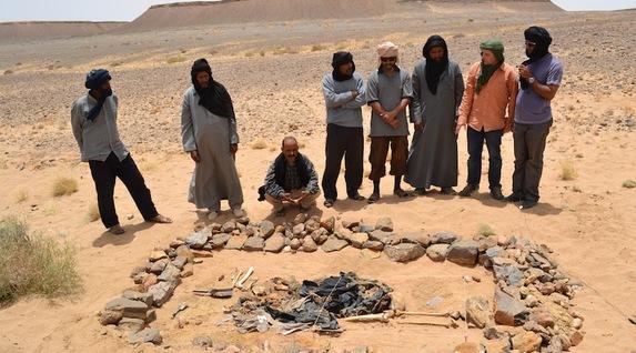 Sáhara Occidental: Represión de Marruecos contra la población. Sahara_2013