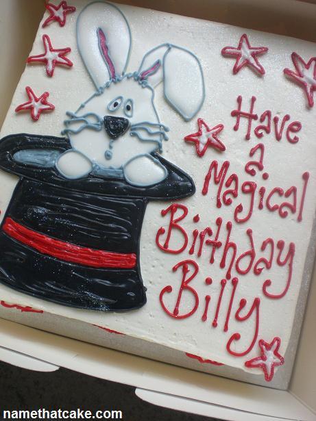 happy b'day Billy