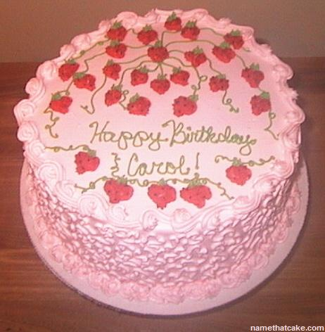 Happy Birthday Carol! Carol